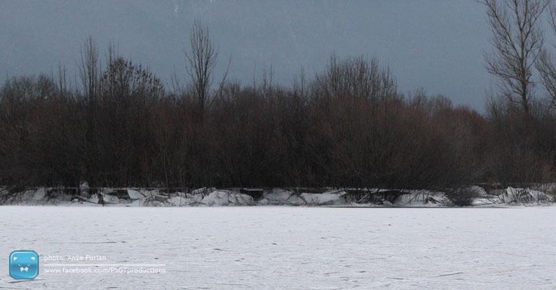 Led na cerkniskem jezeru