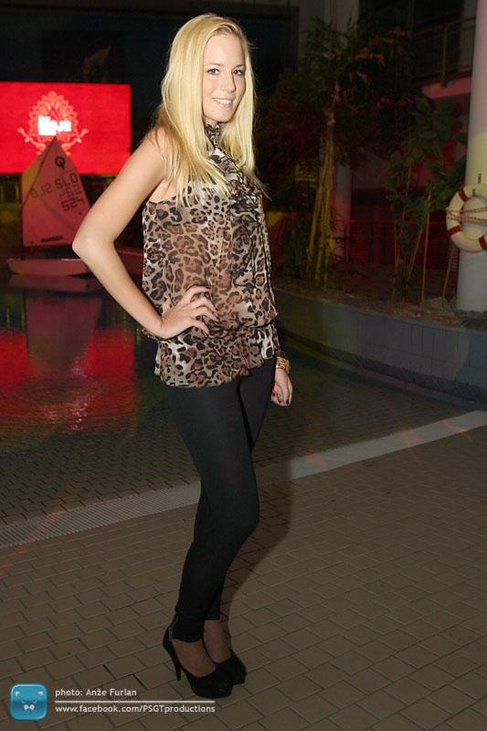 Kristina Lesjak - Miss Casino Carnevale