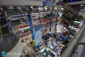IT center v Bangkoku