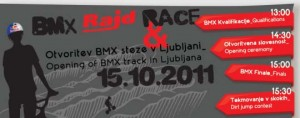 Flyer BMX Rajd Race
